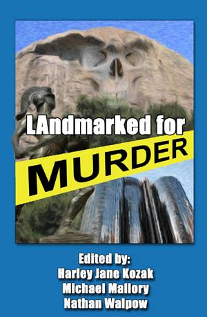 LAndmarked For Murder Cover